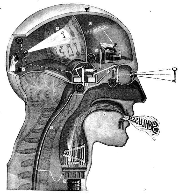 Illustration de Fritz Kahn