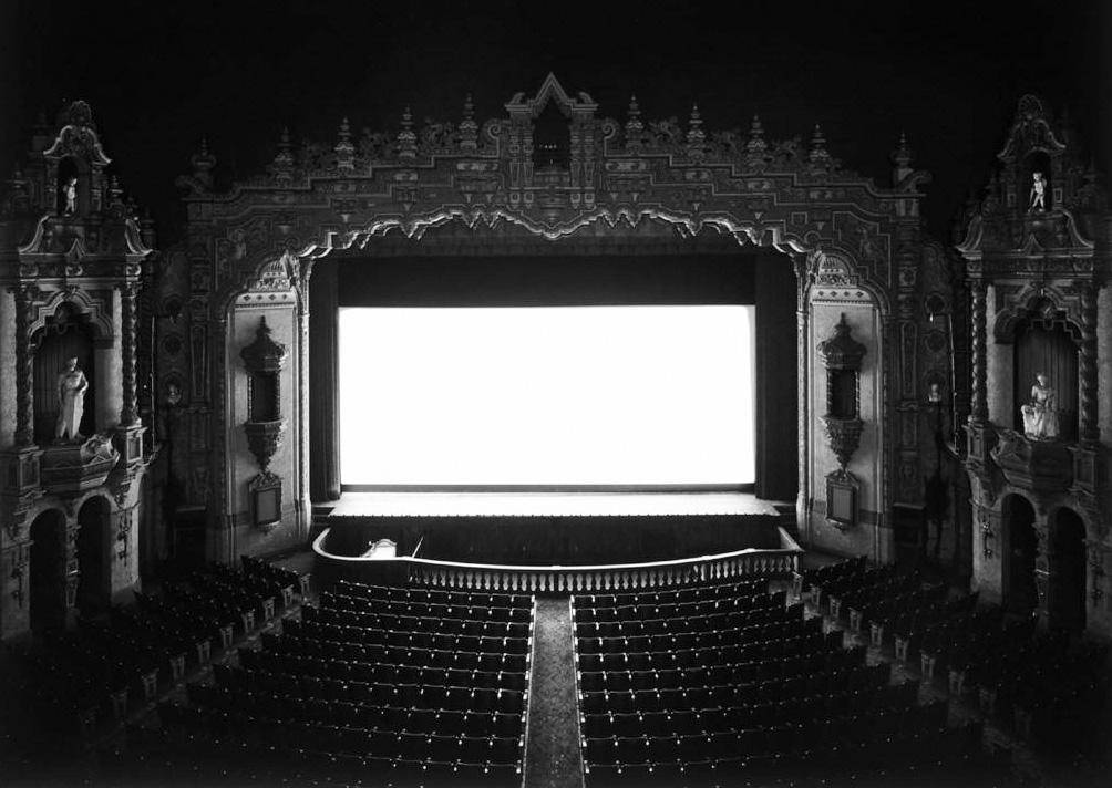 Theatres, Hiroshi Sugimoto