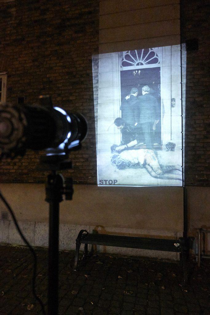 portable slide projector pour un rendu spectaculaire